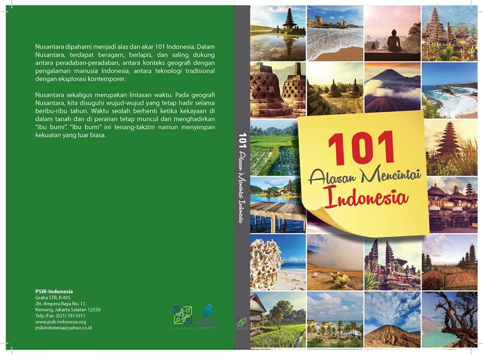 101 Alasan Mencintai Indonesia