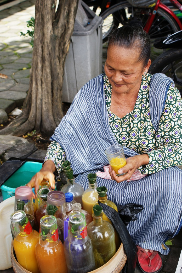 Empon-empon (tanaman Indonesia) dan Jamu, Ramuan Tradisional Khas Indonesia