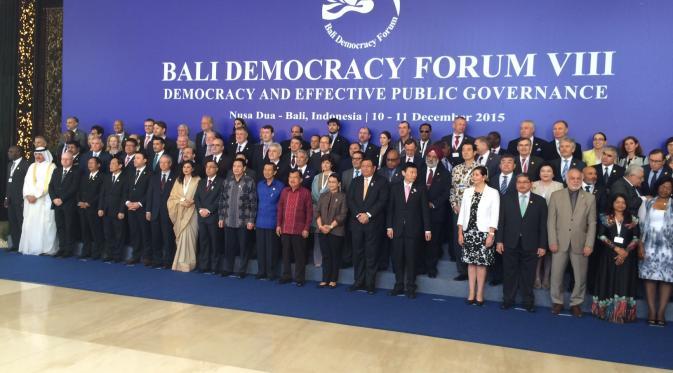 Bali Democracy Forum, Peran Indonesia dalam Kancah Politik Dunia