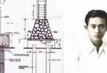 Fondasi cakar ayam dan penciptanya, Prof. Dr. Ir. Sedijatmo.