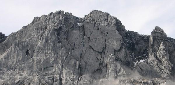 Puncak Jaya atau Cartenz Pyramid