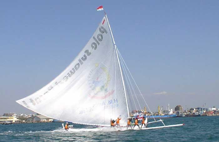 Perahu Sandeq, Perahu Layar Bercadik Kebanggaan Suku Mandar