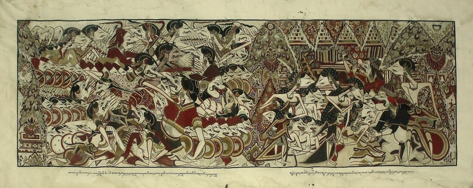Wayang Beber, Wayang Nusantara yang Hampir Punah