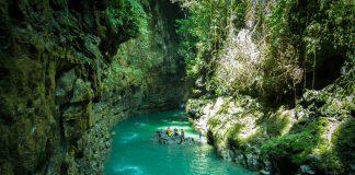 Green Canyon (Cukang Taneuh), Pesona Alam di Kabupaten Pangandaran