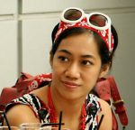 Sutradara Nia Dinata merupakan cucu dari Otto Iskandar di Nata.