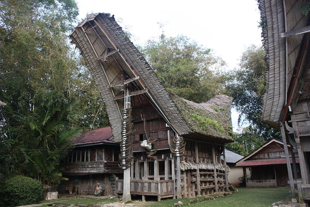 Tongkonan, Rumah Tradisional dari Tana Toraja