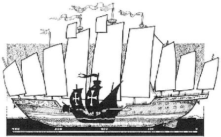 Kapal Jung Jawa