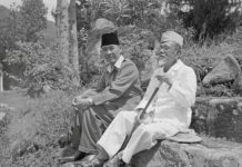 Haji Agus Salim dan Presiden Sukarno