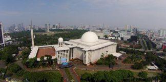 Masjid Istiqlal karya Arsitek Friedrich Silaban