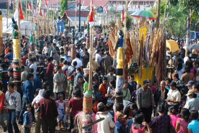 Ritual Tiwah Masyarakat Dayak Ngaju