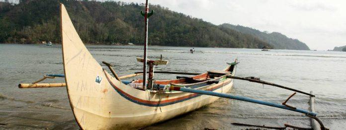 Perahu Tradisional Ketinting