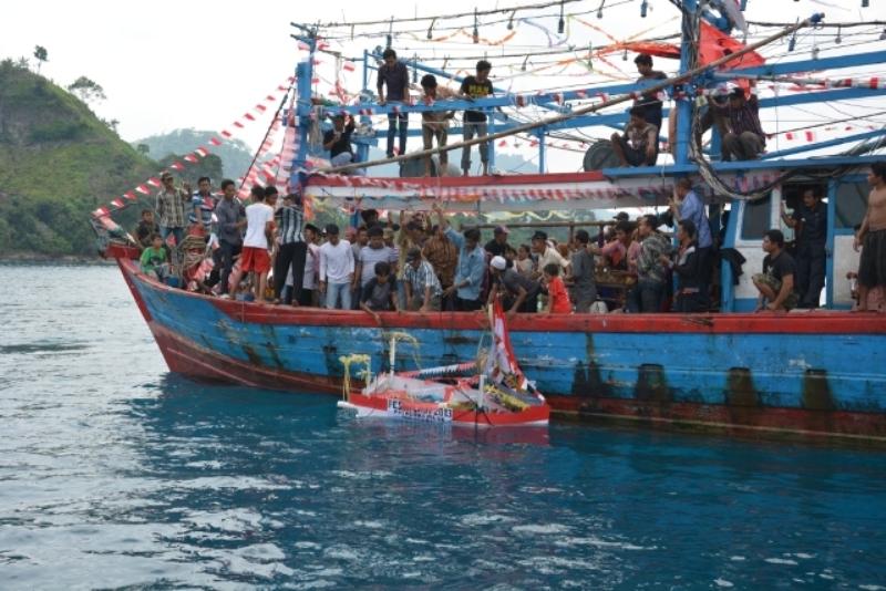 Tradisi Ruwat Laut Masyarakat Pesisir Bakauheni