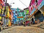 Favela, Rio de Janeiro, Brasil