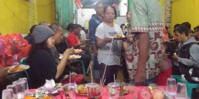 Perayaan Cap Go Meh di Kampung Pecinan Tambak Bayan