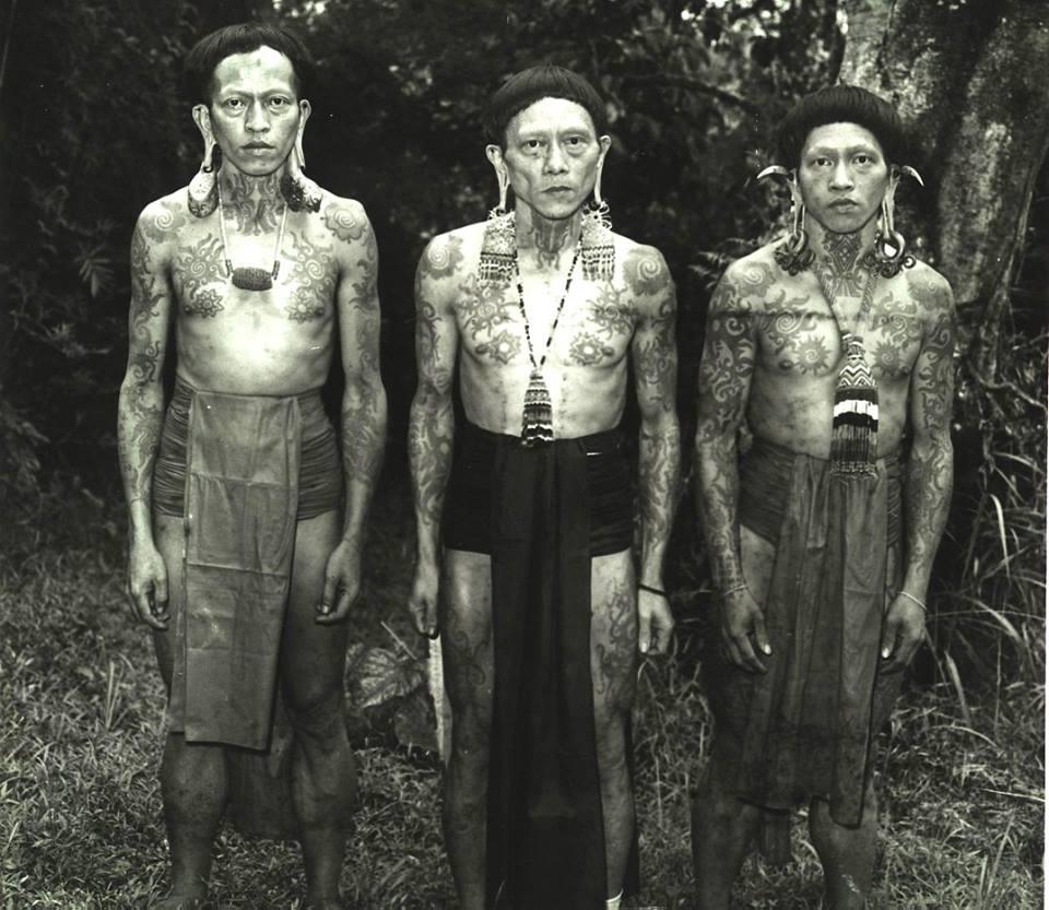 Tato Dayak, Tato Asli Indonesia yang Terkenal Hingga Mancanegara