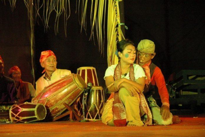 Seni Teater Rakyat Ubrug