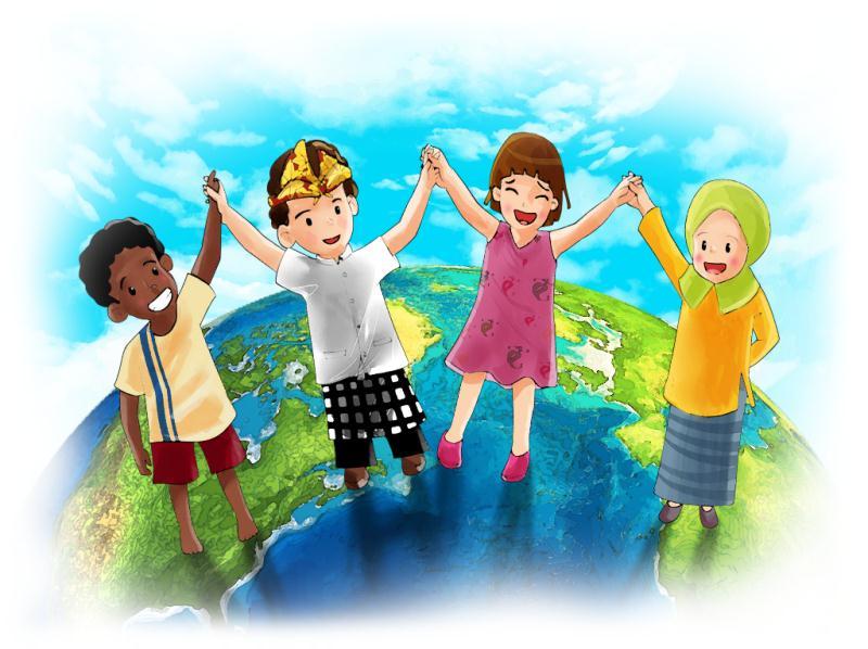 Ilustrasi Menghargai Perbedaan: Pendidikan Toleransi untuk Anak