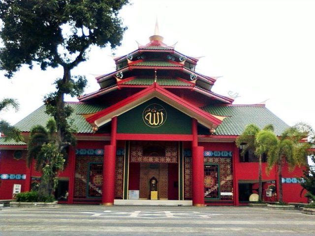 Masjid Cheng Ho Pandaan (Foto: Youtube/Cahya Ilahi)