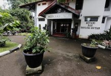 Arboretum dan Herbarium Gunung Batu, Bogor, Jawa Barat