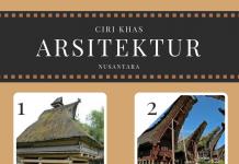 Ciri-ciri Umum Arsitektur Nusantara