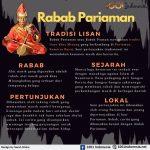 Infografis Rabab Pariaman