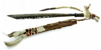 Mandau, Senjata Tradisional Suku Dayak