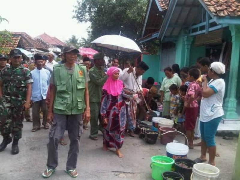 Tradisi Mider Buyut Cirebon