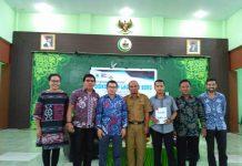 Bedah Buku Indonesia Zamrud Toleransi dan Menghargai Perbedaan di IAIN Palu
