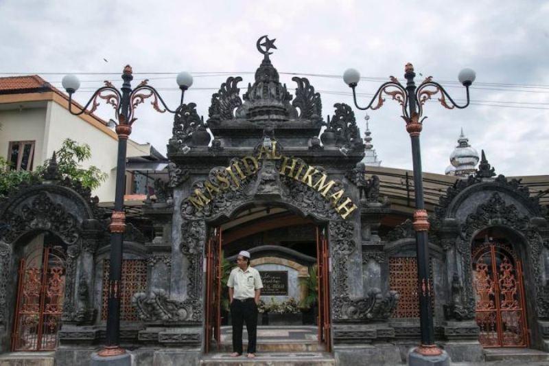 Masjid Al Hikmah Denpasar