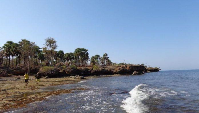 Gili Iyang, Surga Oksigen di Sumenep, Madura