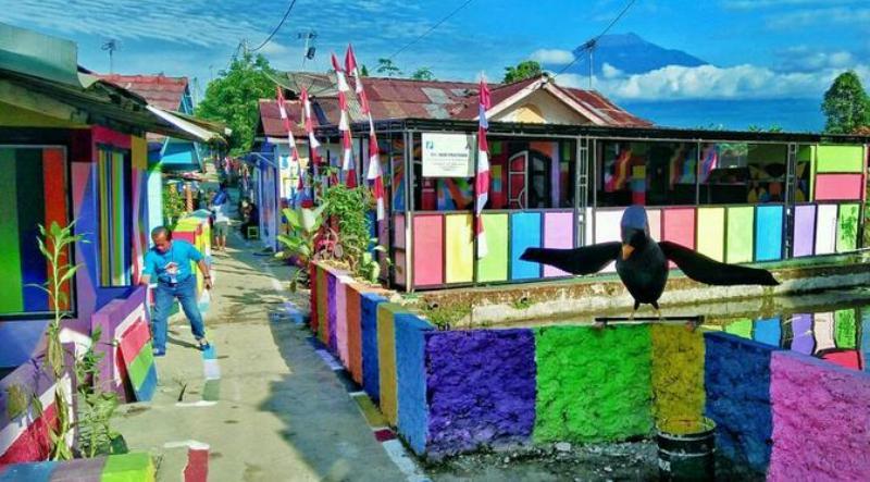 Kampung Warna Bobotsari