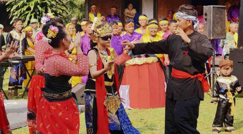 Tari Sintren, Tarian Mistis Asal Cirebon