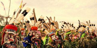 Hudoq, Tarian Sakral dari Suku Dayak