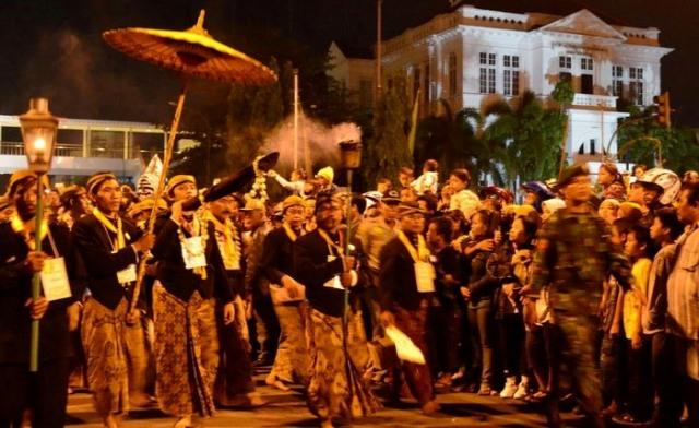 Ritual-Ritual Satu Suro di Pulau Jawa