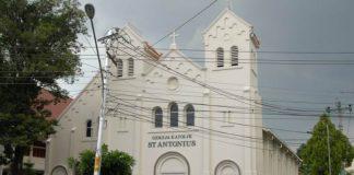 Gereja Santo Antonius Purbayan