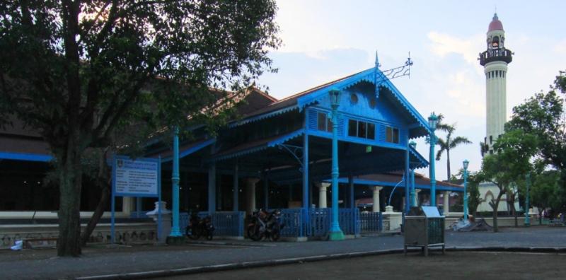 Masjid Agung Surakarta, Sejarah Masjid Tua di Kota Solo