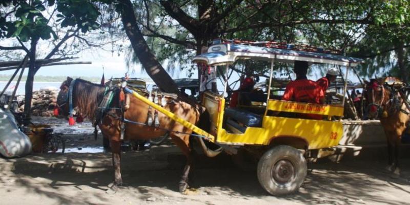 Gili Trawangan, Destinasi Wisata Andalan Lombok