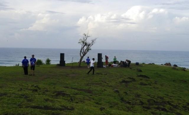Pohon Galau di atas Bukit Merese