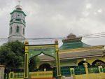 Masjid Lama Gang Bengkok Kesawan, Kota Medan, Sumatra Utara