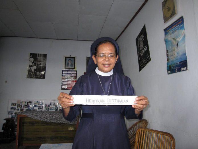 Suster Brigitta, Peran Perempuan dalam Mewujudkan Perdamaian di Maluku