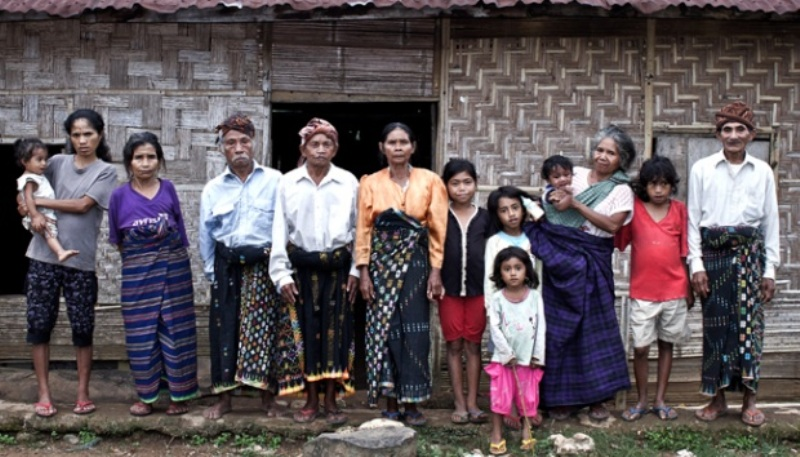 Keterkaitan populasi Rampasasa dengan Homo Floresiensis.