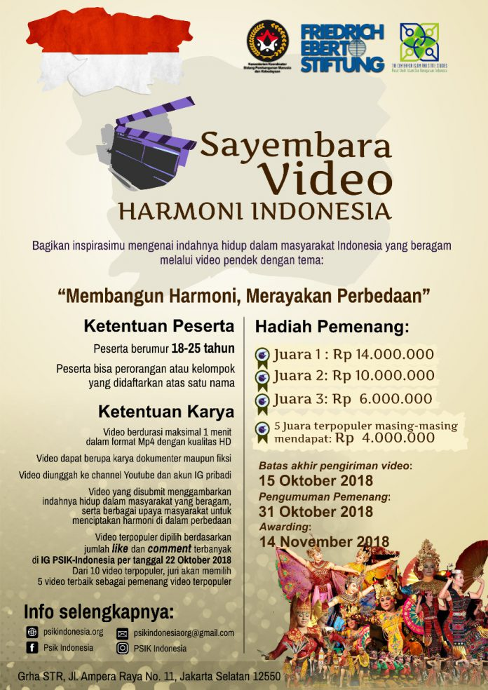 Sayembara Harmoni Indonesia