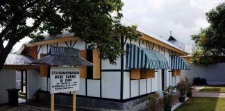 Rumah Pengasingan Sukarno di Ende