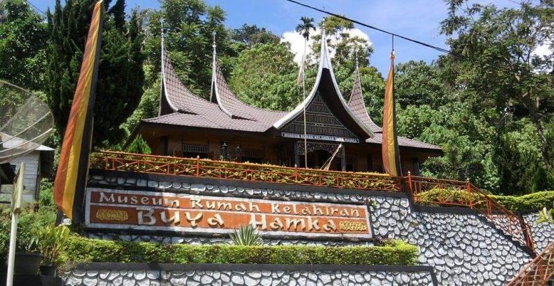 Museum Rumah Kelahiran Buya Hamka