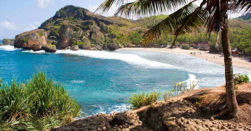Pantai Siung, Keindahan Pantai di Gunungkidul
