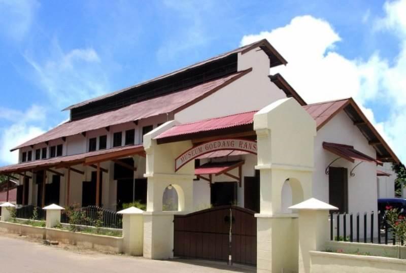 Museum Gudang Ransoem Sawahlunto