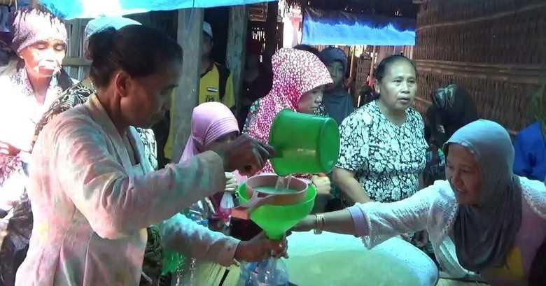 Tradisi Resik Lawon Banyuwangi
