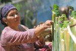 Tradisi Malamang Sumatra Barat