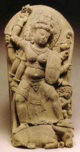 Arca Durga Candi Jawi