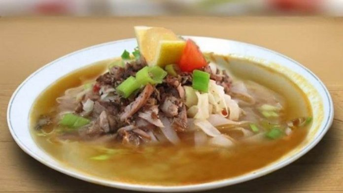 Pantiau, Kuliner Khas Kepulauan Bangka Belitung